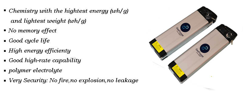Electric Power Tool Battery